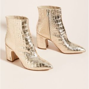 Sam Edelman Hilty Ankle Boots-never been worn